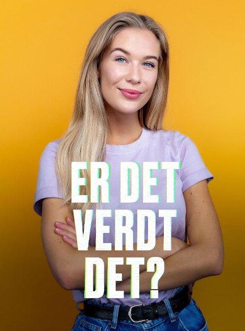 NY SERIE: Flekkefjord-jenta Karen Elene Thorsen har laget ny TV-serie sammen med VG. Nå flytter hun fokus fra mat og fokuserer på andre tips og råd.