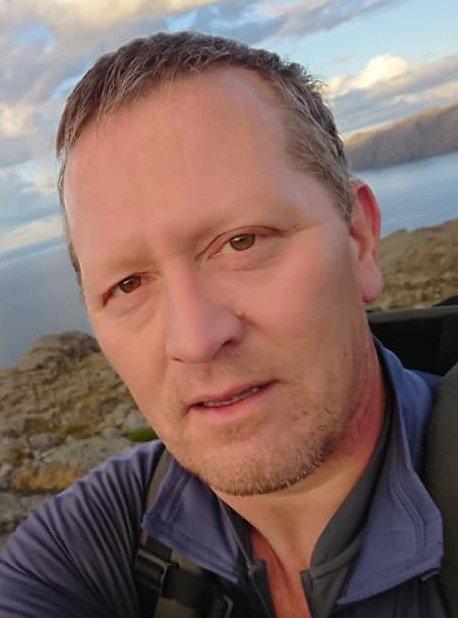 PROBLEMLØSER: Varaordfører Tor Mikkola jobber nå blant annet med å kartlegge hvor det trengs søppeldunker i Nordkapp kommune.