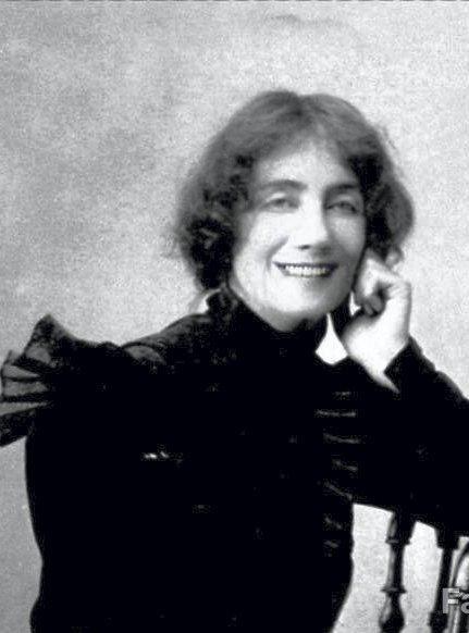 150 år: Dagny Juel, 1867–1901.KVINNEMUSEET/FACEAPP
