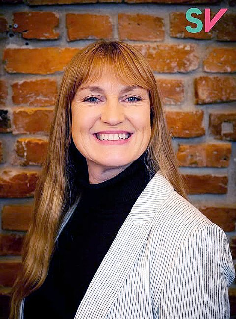 Gjenvalgt: Grete Wold ble gjenvalgt som fylkesleder, og sier hun nå er mer enn klar for en spennende valgkamp. Foto: SV