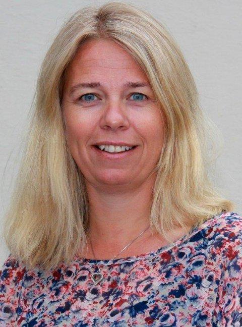 Helsesykepleier Pia Mandt