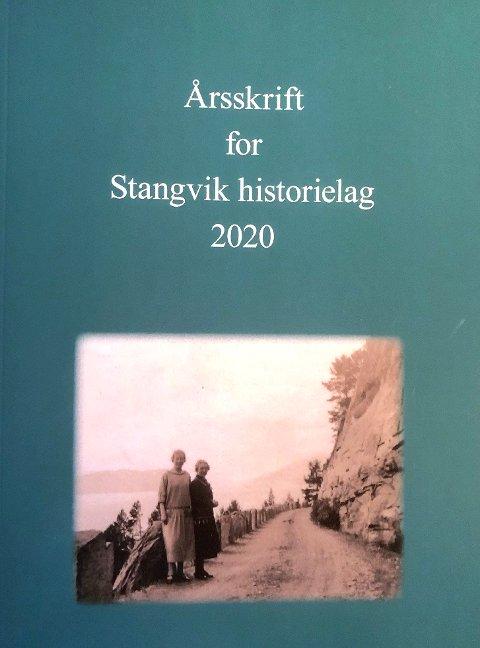 2020: Stangvik historielag er ute med sitt årsskrift for 2020.