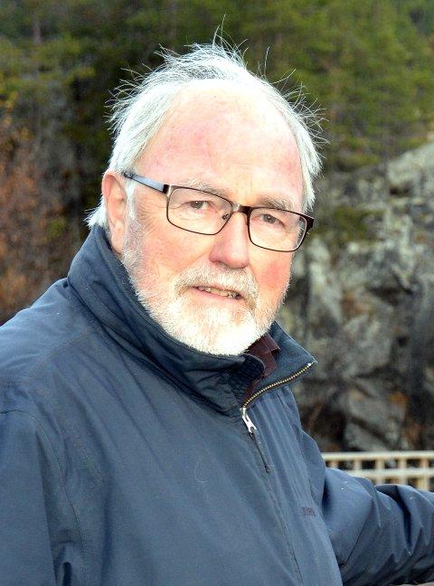 Storefoss: Nettsjef Kjell Eggen i Valdres Energiverk.