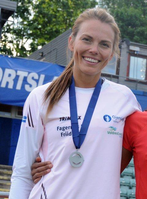 Skifter klubb: Oda Utsi Onstad skifter klubb fra Fagernes IL til Norna Salhus i Bergen.Arkivfoto: Kåre Strande
