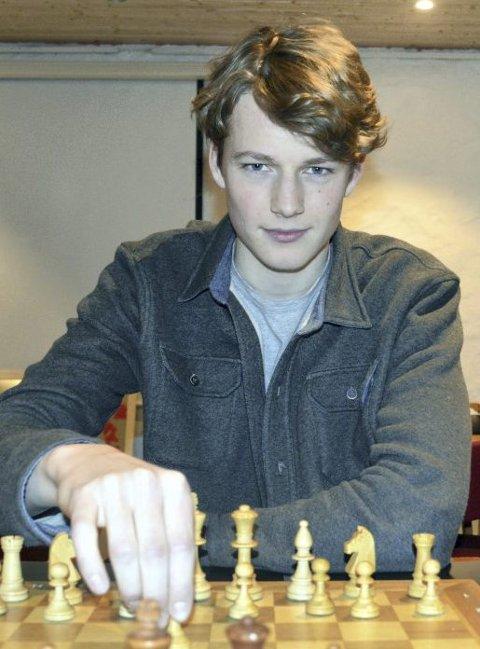 Drar: Benjamin Haldorsen.