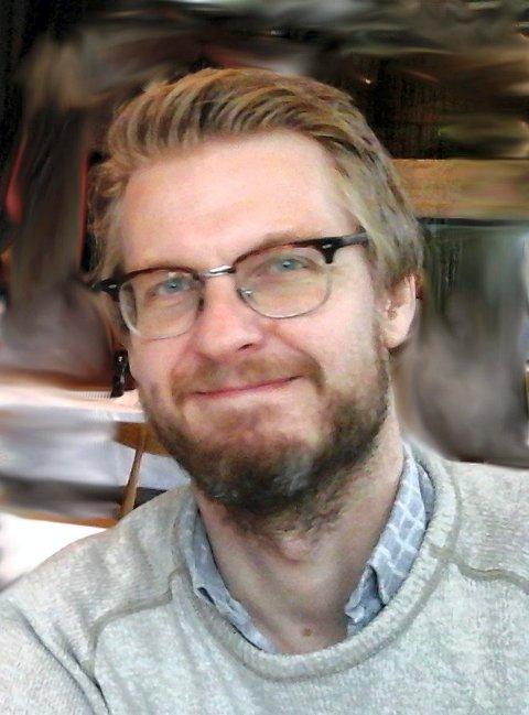 NOMINERT: Kongsberg-komponst Trond Reinholdtsen kan vinne nordisk råds musikkpris.