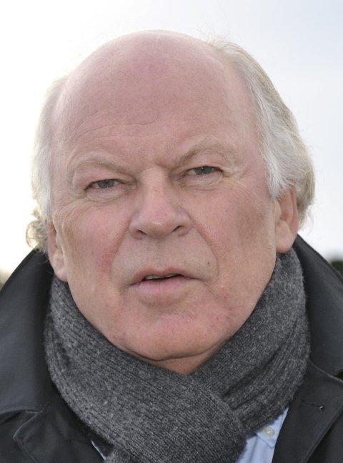 Jon Brynildsen, bedriftsleder og byutvikler.