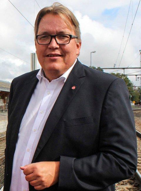 Sverre Myrli, Sten Magne Berglund