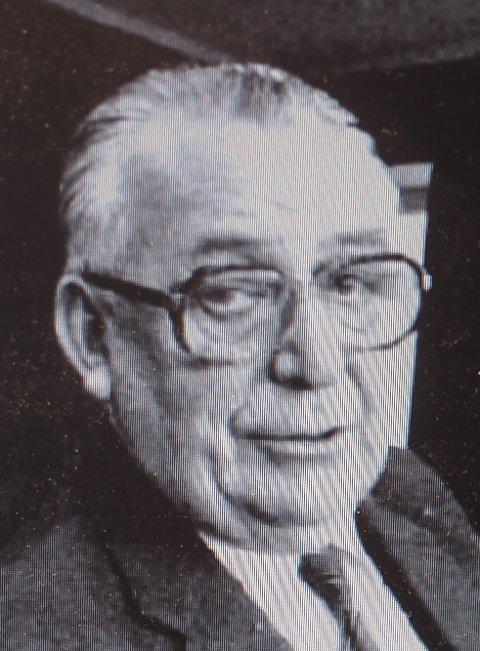 Gunnar «Stabbur»-Nilsen, gründer og industrigigant.