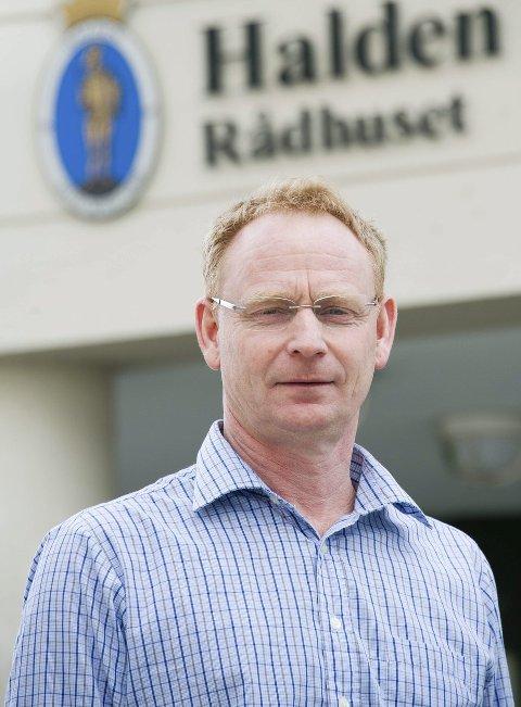 Mulig: Rådmann Roar Vevelstad tror det vil være mulig å ha en nye skole på Idd klar i 2017.