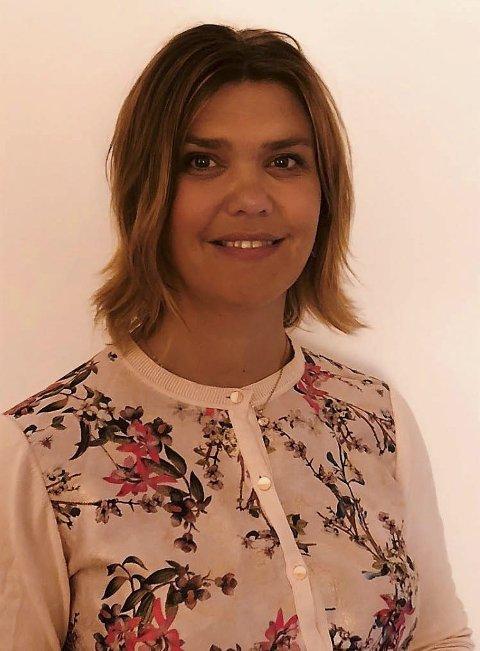 Ny avdelingsbanksjef: Marie Opheim er tilsett for avdelingsbanksjef og leiar for kontora til Sparebanken Vest i Kinsarvik og Odda.