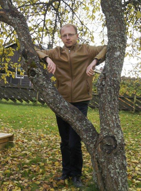 ÅRETS FORMIDLER: Bjørn Hallvard Samset fra Ås.