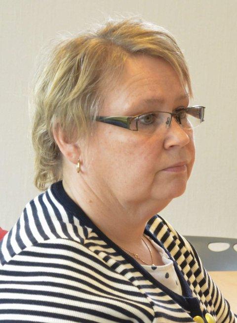 SØKER PERMISJON: Elin Skovly (Lunner Ap). ARKIVFOTO: KINE THERESE VIK-ERSTAD