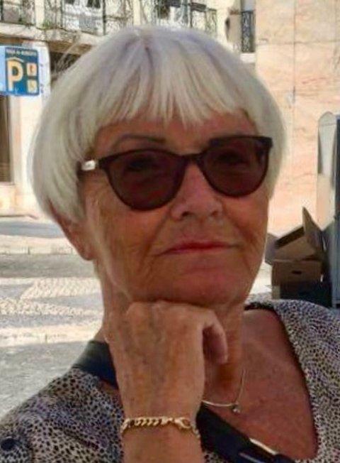 AVVENTENDE: Berit Koller fra Gran er litt avventende til fremtiden på grunn av usikkerheten med korona.