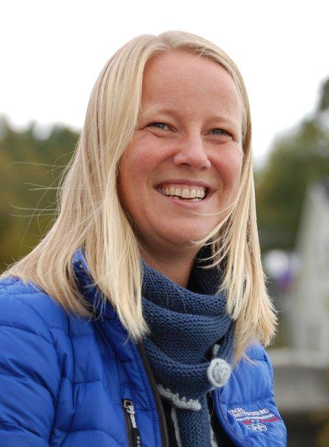 Siri Fredriksen i Møre og Romsdal idrettskrets