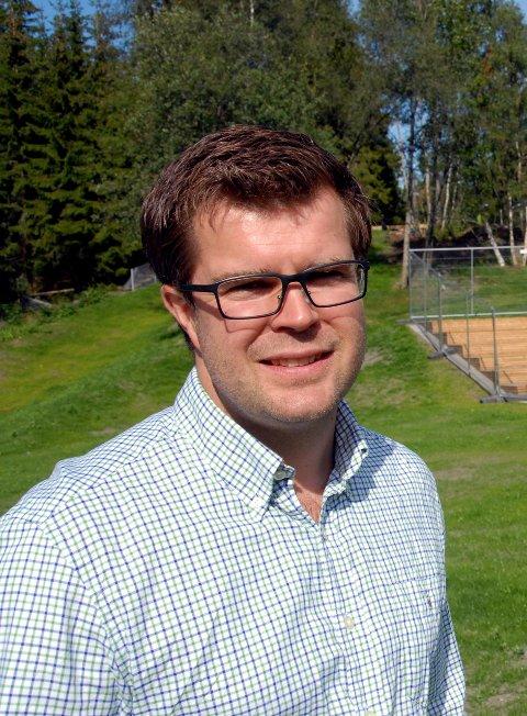 Er søkjar: Rektor ved Vang barne- og ungdomsskule, Tor Nordaas, har søkt stillinga som kommunalsjef for utdanning og kultur i Vang kommune.