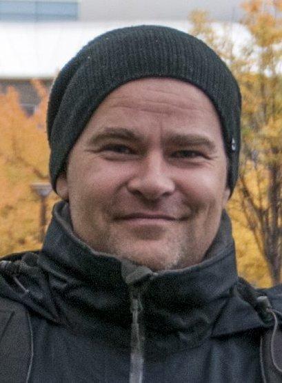 Overrasket: Torgeir Reiten. Arkivbilde.
