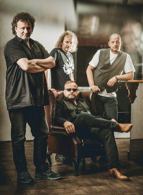 ÅRETS SISTE: 9. desember sesongavslutter bandet Nasty Dogs Æftasblues på BB Lydverket.