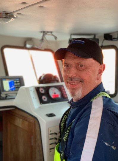 Utenfor Røst merket skipper Rune Nilsen at mannskapet begynte å bli syke.