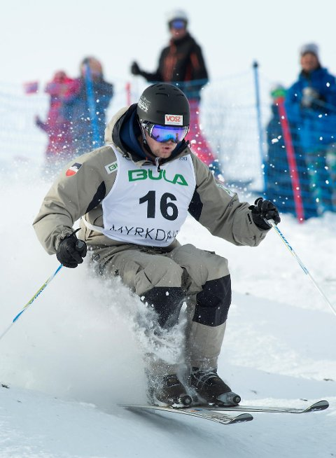 Vinjar Slåtten ble OL-klar onsdag, og er i stigende form med 10.-plass i verdenscupen sist helg.