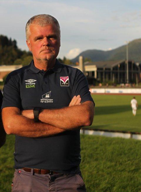 MÅ AVLYSE: For første gong blir Førde Cup avlyst. - Vi var ikkje i nærleiken av å kunne arrangere den, seier Per Øyvind Storevik i Førde IL Fotball.