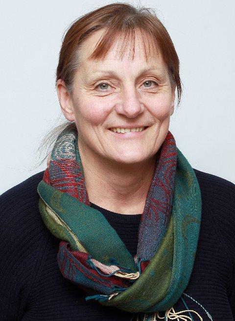 I FRONT: Kristin Haugdahl Nøst har vært regional innføringsleder i Helseplattformen for kommunene på Innherred.