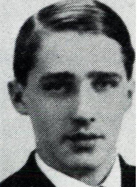 Kåre Iversen Hafstad (1923-1942). Bildet er hentet fra «Våre falne».