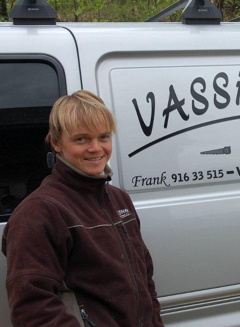 Nytt ansikt: Roger Kjensrud frå Hedalen er eitt av dei nye namna på Ap-lista i Sør-Aurdal. Han står som nummer fire på lista.