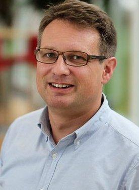 Sigurd Klementz, informasjonssjef i If
