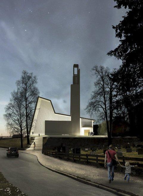 Dette mener ett av arkitektfirmaene bør bli nye Østre kirke.
