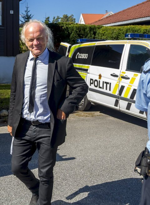 NY RETTSSAK: Den drapsdømte 80-åringens forsvarer, advokat Harald Otterstad, håper ankesaken etter Bjørnstad-drapet kommer opp for lagmannsretten så raskt som mulig.
