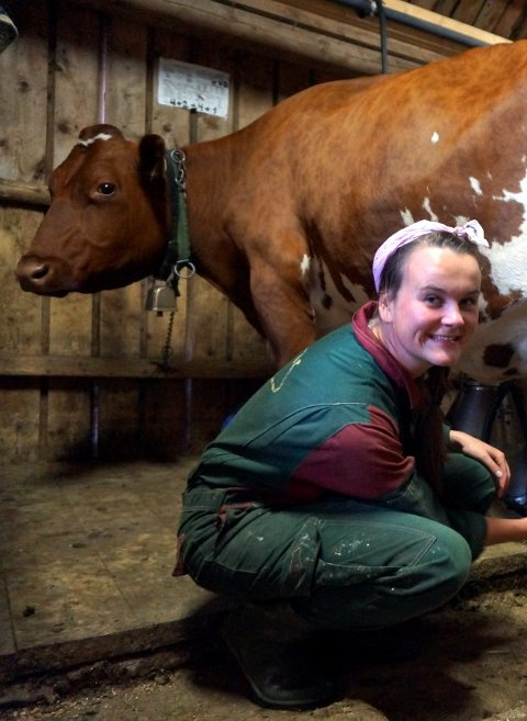– Basert på det klima- og miljøministeren sier, er det ingen grunn til å tro at landbruket kan spares,  sier Marit Knutsdatter Strand.