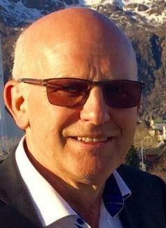 Direktør i Lofoten og Vesterålen Petro Ørjan Robertsen