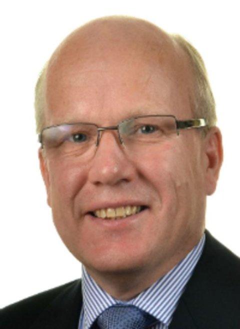 Hårek Elvenes (58) - Bærum (utjevningsmandat) NY