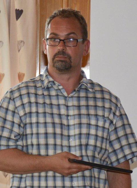 Brudd: På kontrolltidspunktet  opplyste Vegårshei kommune at de ikke journalfører tekstmeldinger, noe de er pliktig til. Her rådmann Ole Petter Skjævestad.