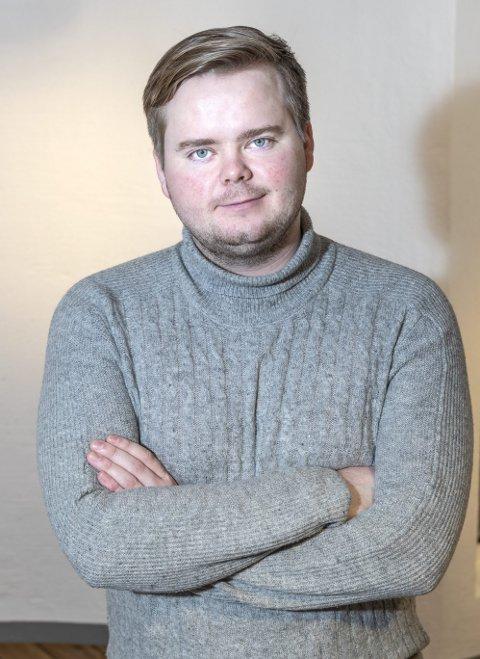 Samferdsel: Jacob Vorren er ny politisk rådgiver for samferdselsministeren. Arkivfoto.