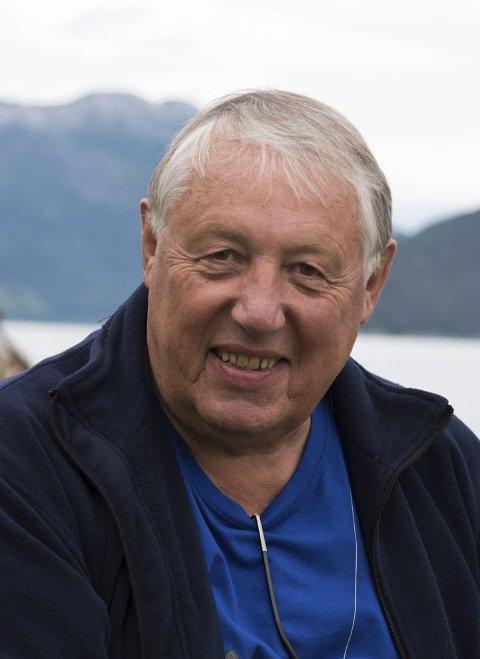 Styreleiar: Toralv Mikkelsen. Arkivfoto