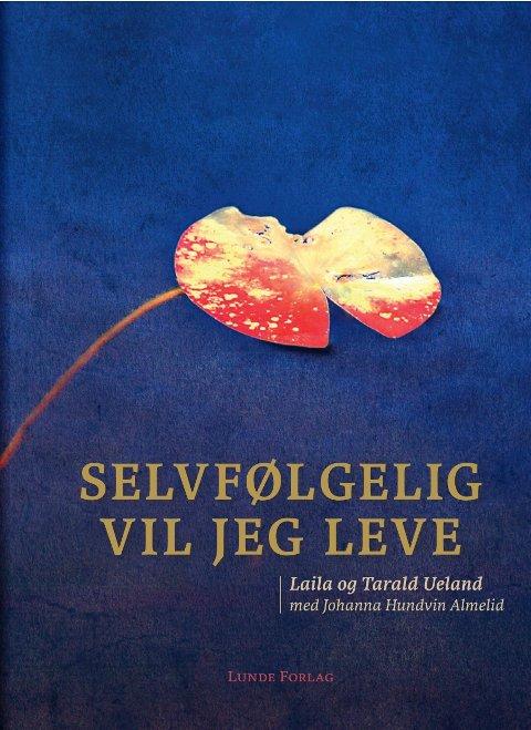 Bokomslaget på boka som foreldra til Lillian gir ut. Den blir lansert på Vardesenteret i Bergen 16. mars.