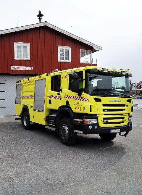BREVIK: Brannvakta har overlevd mange kuttforslag. Denne gangen skal brannvesenet i hele Grenland opp til diskusjon.