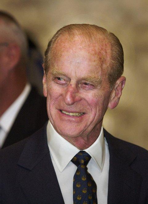 Britiske Prins Philip er død. Han ble 99 år gammel.