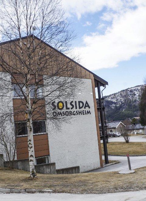 INSTITUSJON: Solsida. Arkivfoto: T. H. Løkken