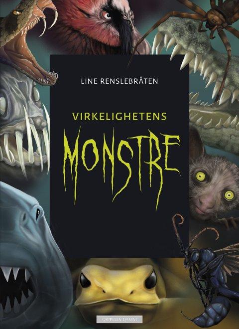 Anbefales: Virkelighetens monstre av Line Renslebråten.