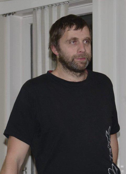 Vilforvalter Rolf Erling Loe.