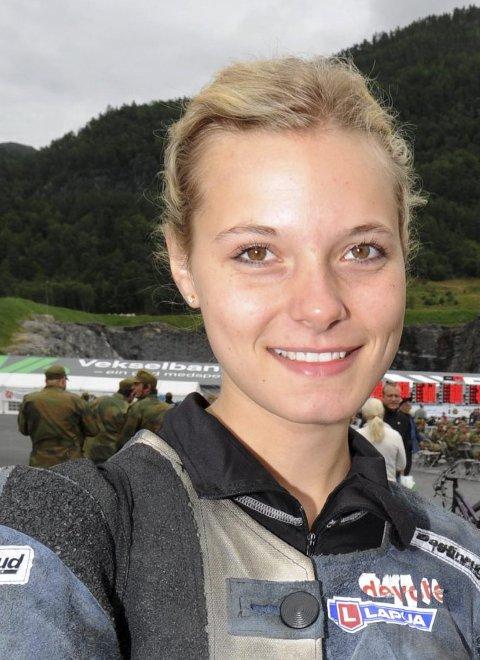 NORGESMESTER: Katrine Aannestad Lund,  Katrine Lund