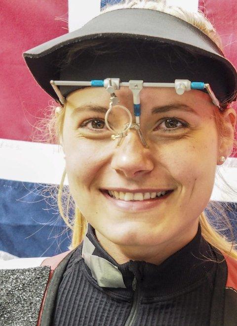 IMPONERT: Katrine Aannestad Lund.