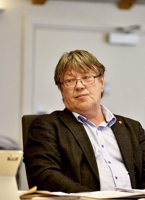 Rådmann: Jan Egil Fossmo er nå fungerande rådmann.