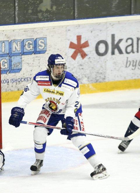 DEBUTERTE: Jonas Meisingset fikk en god debut for Sparta denne sesongen og er den yngste på Spartalaget. Foto: Dagfinn Heidenberg.