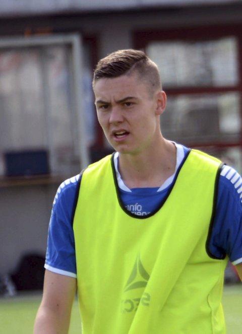 Landskamper: Jørgen Strand Larsen klar for landslaget.