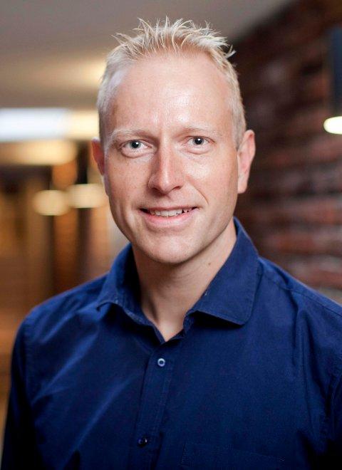 FORSKER: Johannes Bergh