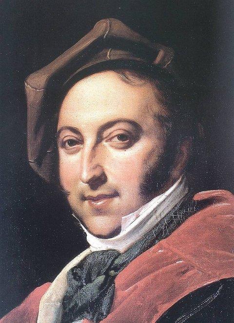 Giomacchino Rossini (1792-1868)